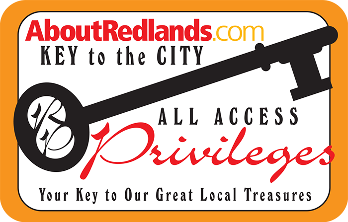Your Key to the City of Redlands